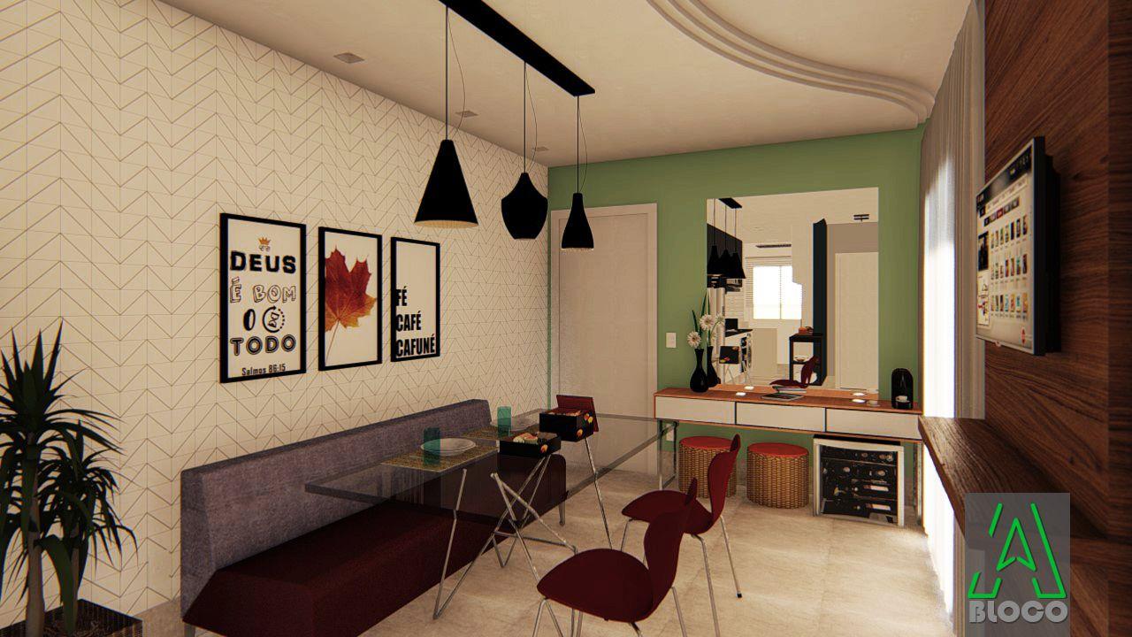 Arquitetura de Interiores Apartamento BP