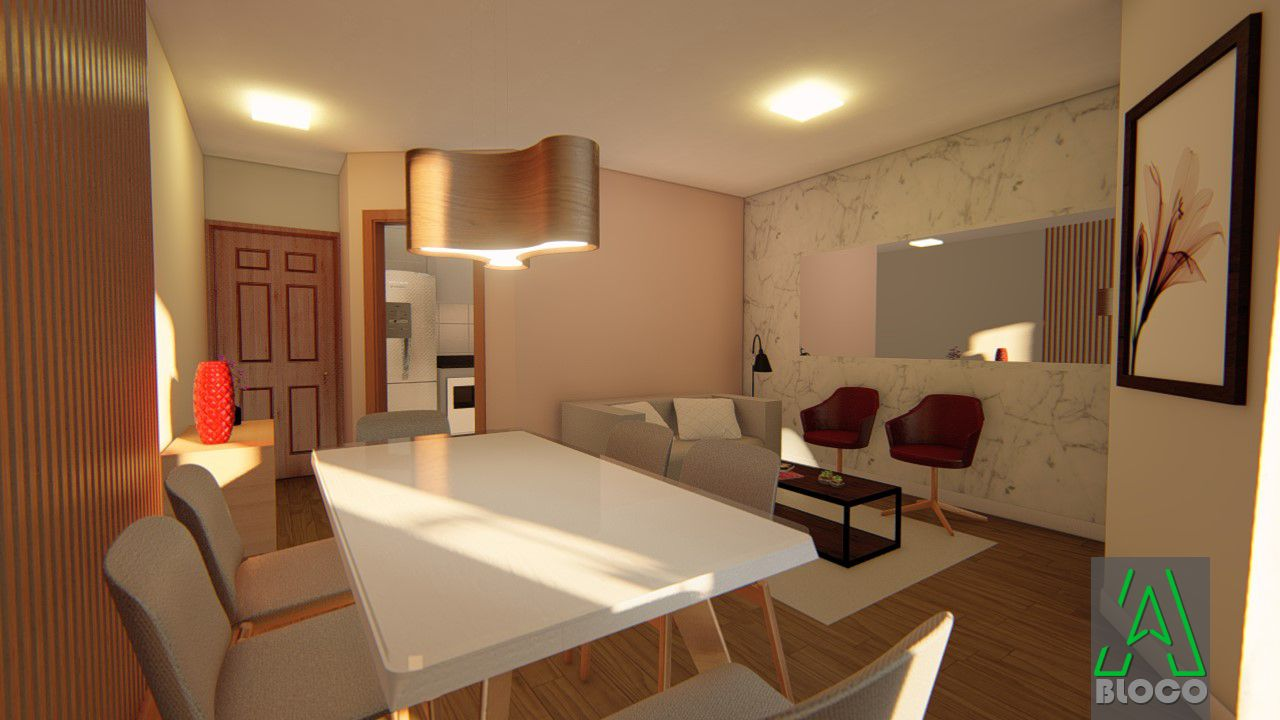 Interiores Apartamento PM